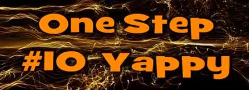 One Step #10 Yappy