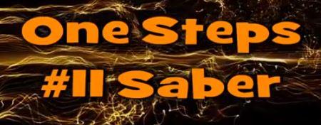One Step #11 Saber