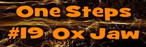 One Step #19 Ox Jaw